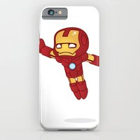 iPhone & iPod Case featuring IRON MAN ROBOTIC by We are Robotic