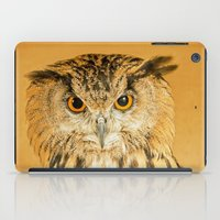 OWL RIGHT ON THE NIGHT iPad Case