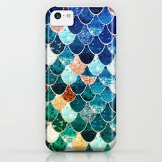 REALLY MERMAID TIFFANY iPhone 5c Slim Case
