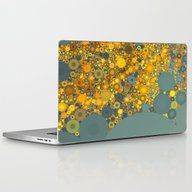 Sunshine And Clouds Laptop & iPad Skin