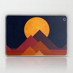 Full Moon And Pyramid Laptop & iPad Skin