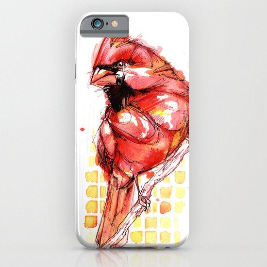 Cardinal Rule iPhone & iPod Case