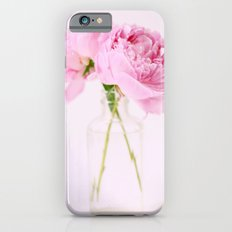 Peonies iPhone 6 Slim Case