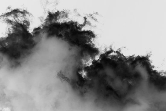 Haze II Art Print