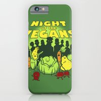 Night Of The Vegans iPhone 6 Slim Case
