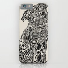 Polynesian Pug  iPhone 6 Slim Case