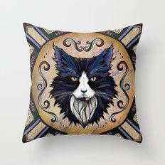Behold Throw Pillow