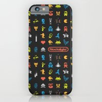 iPhone & iPod Case featuring I [heart] Nostalgia by Jason St. Peter