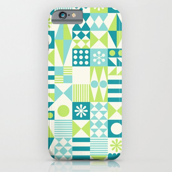 Tradewinds teal iPhone & iPod Case