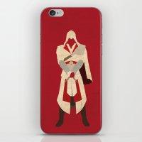 Ezio iPhone & iPod Skin