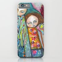 iPhone & iPod Case featuring Wonderful Women by Atelier Susana Tavares