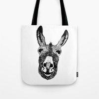 Wonky Donkey  Tote Bag