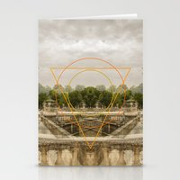 A Passage Through Time Stationery Cards