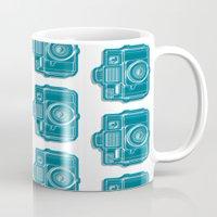 I Still Shoot Film Camera Logo Mug