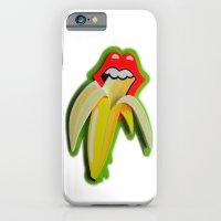 Banana Lips iPhone 6 Slim Case