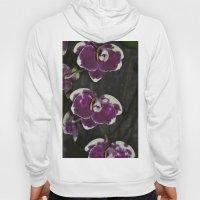 Purple Orchids Hoody