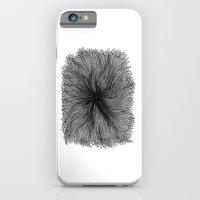 Jellyfish Large B&W iPhone 6 Slim Case