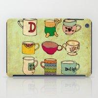 My Mugs! iPad Case