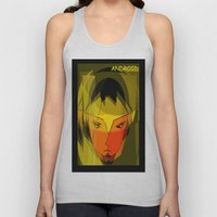 ANDROID. Unisex Tank Top