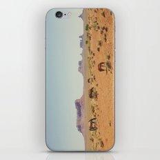 Grazing The Desert iPhone & iPod Skin