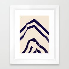 Beast Coast — Matthew Korbel-Bowers Framed Art Print