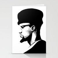Malik El-Shabazz Stationery Cards
