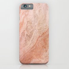 Polished Rose Gold Marbl… iPhone 6 Slim Case