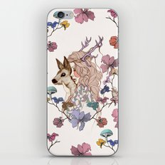 Oh My Deer iPhone & iPod Skin