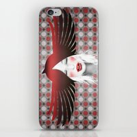 MonGhostX - Close, Fly. … iPhone & iPod Skin