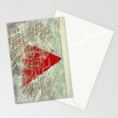 Rusty Future Stationery Cards