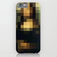 Buy pixels don't buy art Slim Case iPhone 6s