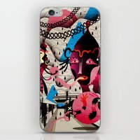 Ugly Mountain Detonation II iPhone & iPod Skin