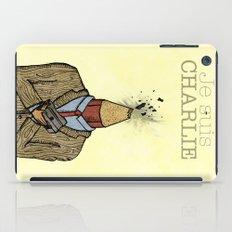 Je suis Charlie iPad Case