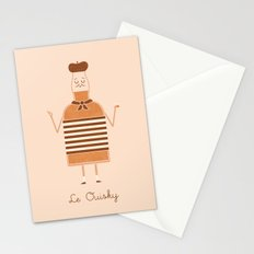 Le Ouisky Stationery Cards