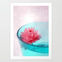 Summerend Art Print
