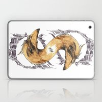 SAINT BIRD OF PARADISE  Laptop & iPad Skin