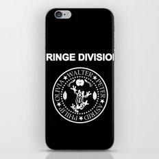 Fringe Division I wanna be sedated iPhone & iPod Skin