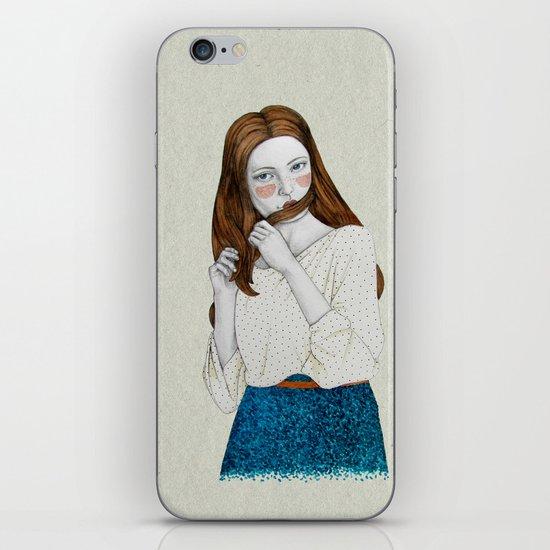 Clementina iPhone & iPod Skin