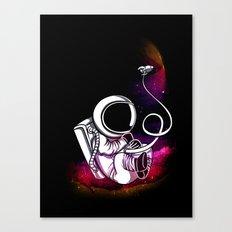 Spaceborne! Canvas Print