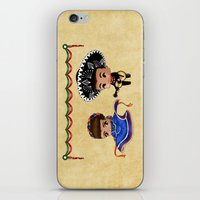 Mexican Chibis iPhone & iPod Skin