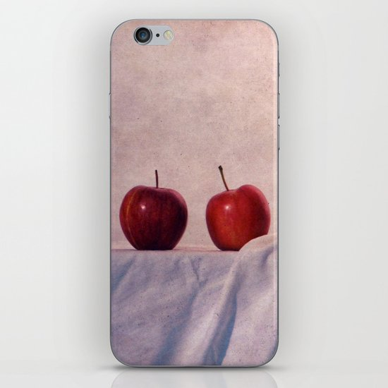 two apples iPhone & iPod Skin