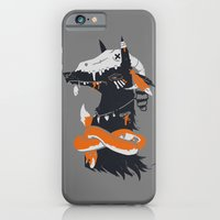 iPhone & iPod Case featuring Hylactor by Fightstacy