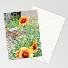 Blanket flowers Stationery Cards