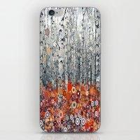 :: Run Free Woods :: iPhone & iPod Skin
