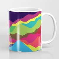 Mountains Of Sand Mug