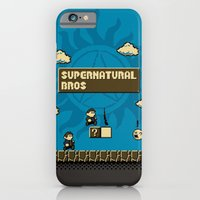 Supernatural Bros. iPhone 6 Slim Case