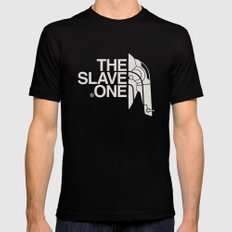 The Slave One SMALL Black Mens Fitted Tee
