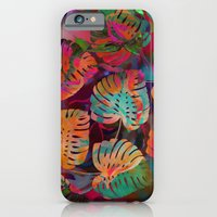 iPhone & iPod Case featuring Tropical Mood by Klara Acel