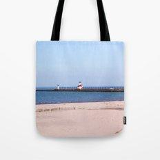 Pierview Tote Bag