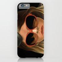iPhone & iPod Case featuring Scout Girl by Lucrezia Semenzato